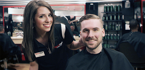Sport Clips Haircuts of Tracy  Haircuts